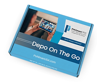 Depo On The Go Kit for remote technology