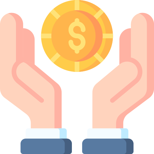Reduce-cost-hands-coin
